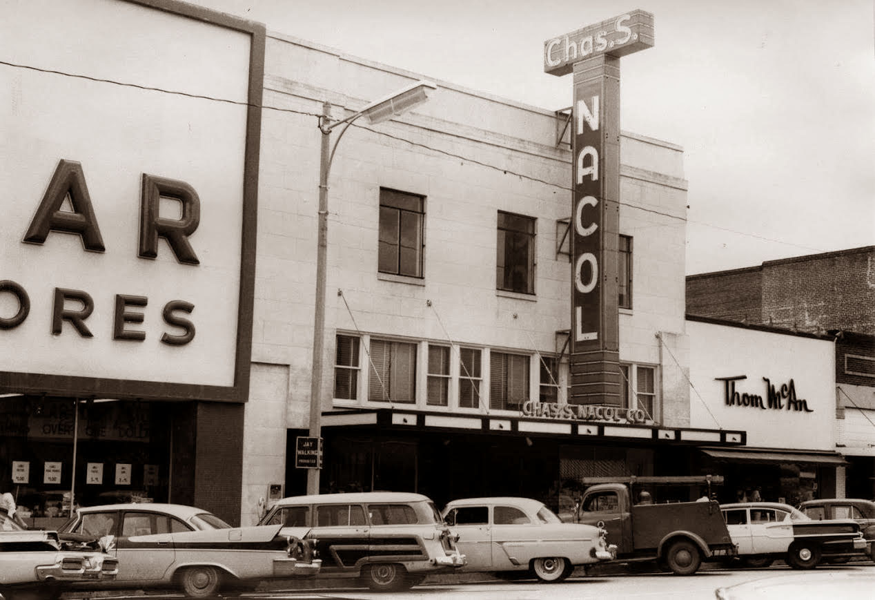Charles S. Nacol Historic Photograph