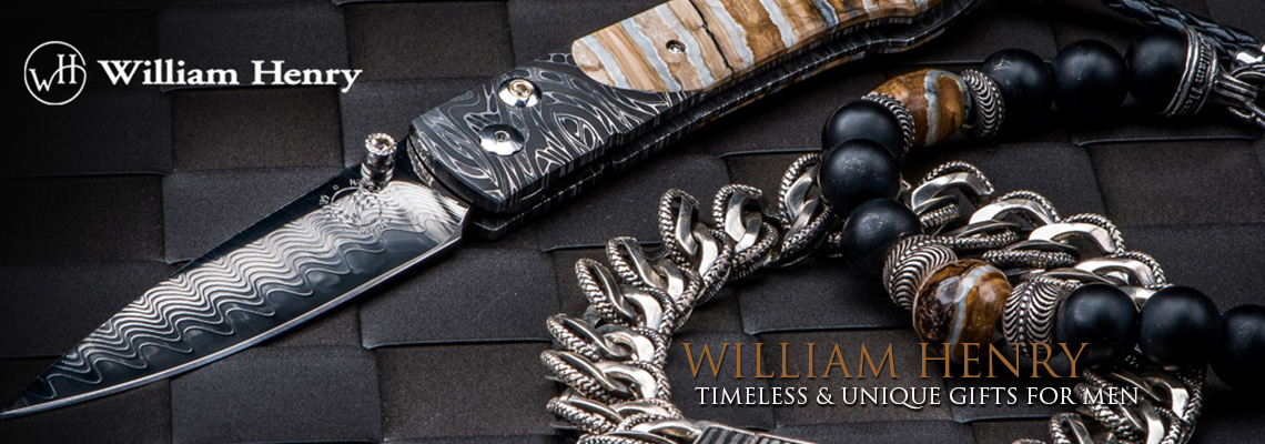 William Henry Knives - Unique Gifts for Men in Beaumont, Texas